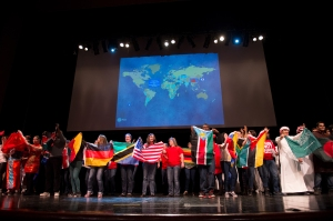 Intercultural Night: Backpacking Around the World